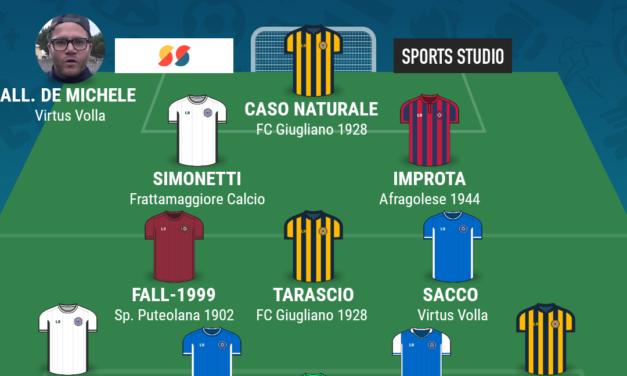 CAMPIONATO ECCELLENZA – GIRONE A | La TOP 11 della 25esima giornata di Campania Football