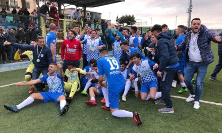 VIDEO | Finale Coppa Campania Promozione, Angri – Marcianise 0-3: guarda i gol