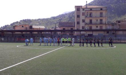 Giffoni Sei Casali, tris nel derby contro la Temeraria San Mango