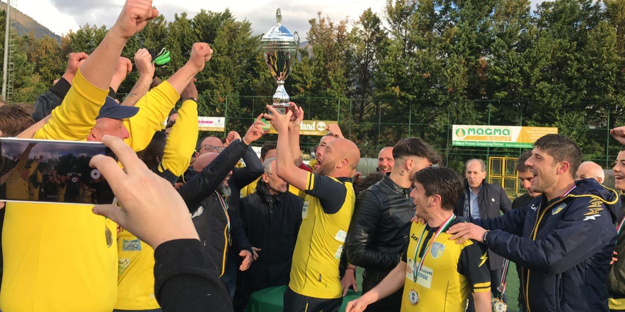 Festa Castel Volturno, Barone decide al 91' la finale di Coppa Campania