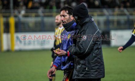 Juve Stabia, Fabio Caserta verso la conferma per la prossima stagione