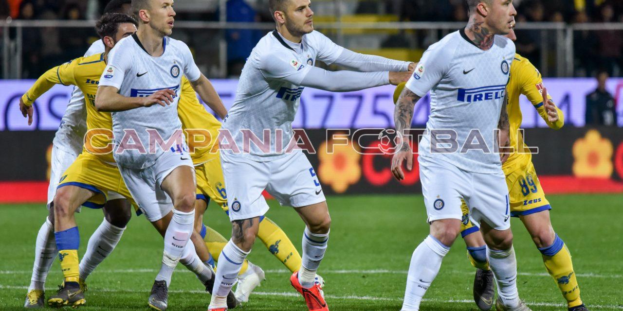 LE ALTRE DI A, Frosinone-Inter 1-3: sfoglia la gallery di D'Amico e Villani