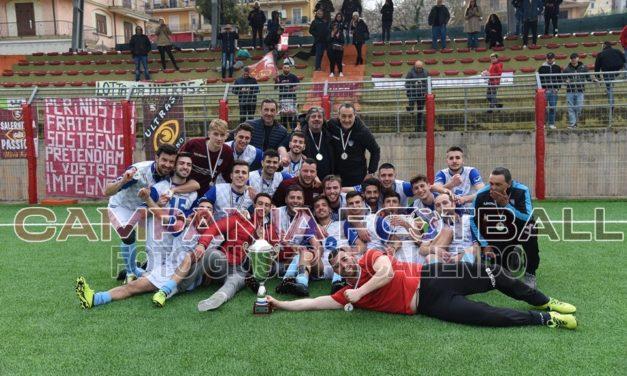 FOTO | Finale Coppa Campania Seconda Categoria, Virtus Vesuvio – Pol. Baronissi 1-2: sfoglia la gallery