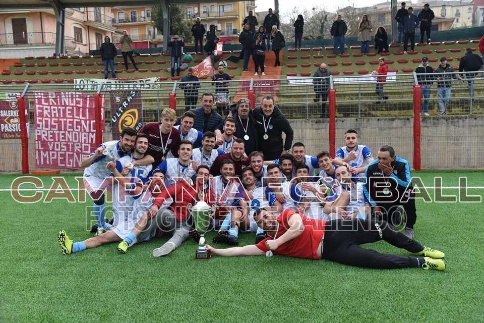 FOTO | Finale Coppa Campania Seconda Categoria, Virtus Vesuvio – Pol. Baronissi 1-2: sfoglia la gallery