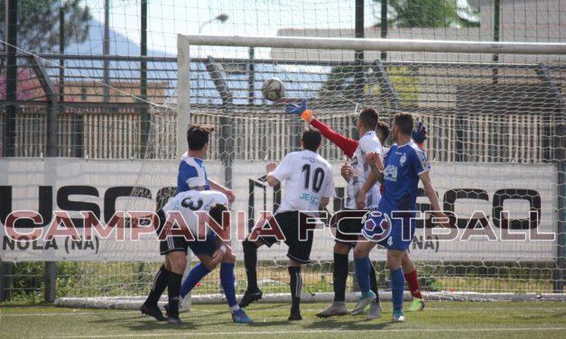 FOTO | Serie D Girone H, Nola-Andria 0-3: sfoglia la gallery