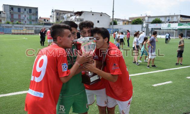 Coppa Campania Juniores Under 19, 3 formazioni volano in semifinale