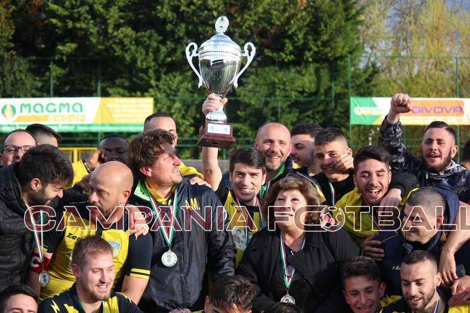 FOTO | Coppa Campania Prima Categoria, Castel Volturno – Velina 1-0