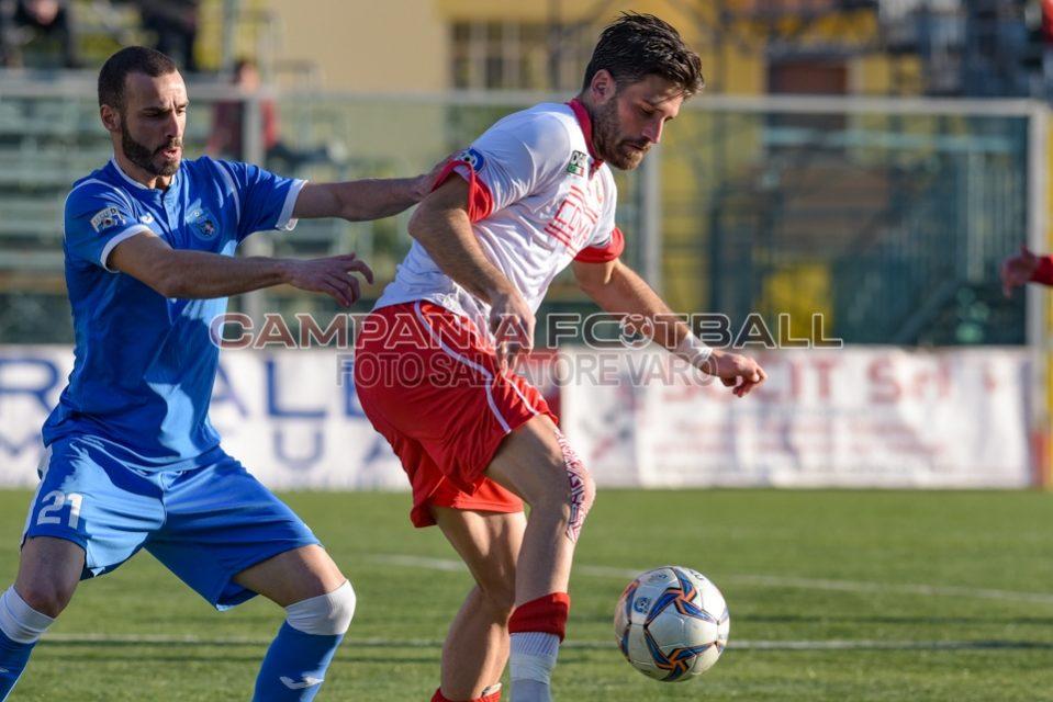 UFFICIALE | La Turris e Guarracino ai saluti. L'attaccante lascia dopo due stagioni
