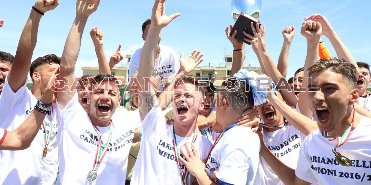 Allievi Under 17 Regionale Girone B: guarda e scarica il calendario 2019/20