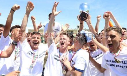 Allievi Under 17 Regionale Girone D: guarda e scarica il calendario 2019/20