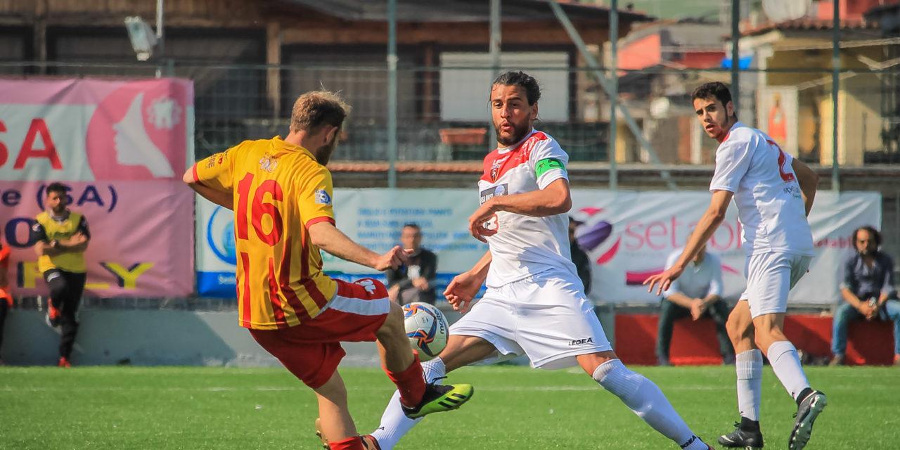 Serie D, Nocerina: solo 0-0 con la Cittanovese. I Play Off restano un sogno