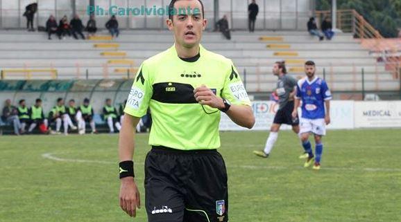 Afragolese-Frattese: dirige Grieco di Ascoli Piceno