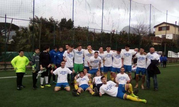 Juniores U19, Sant'Agnello all'inglese sul Castel San Giorgio: è finale!