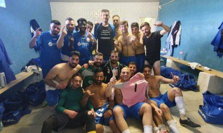 Seconda Categoria, Villaricca promosso in Prima Categoria