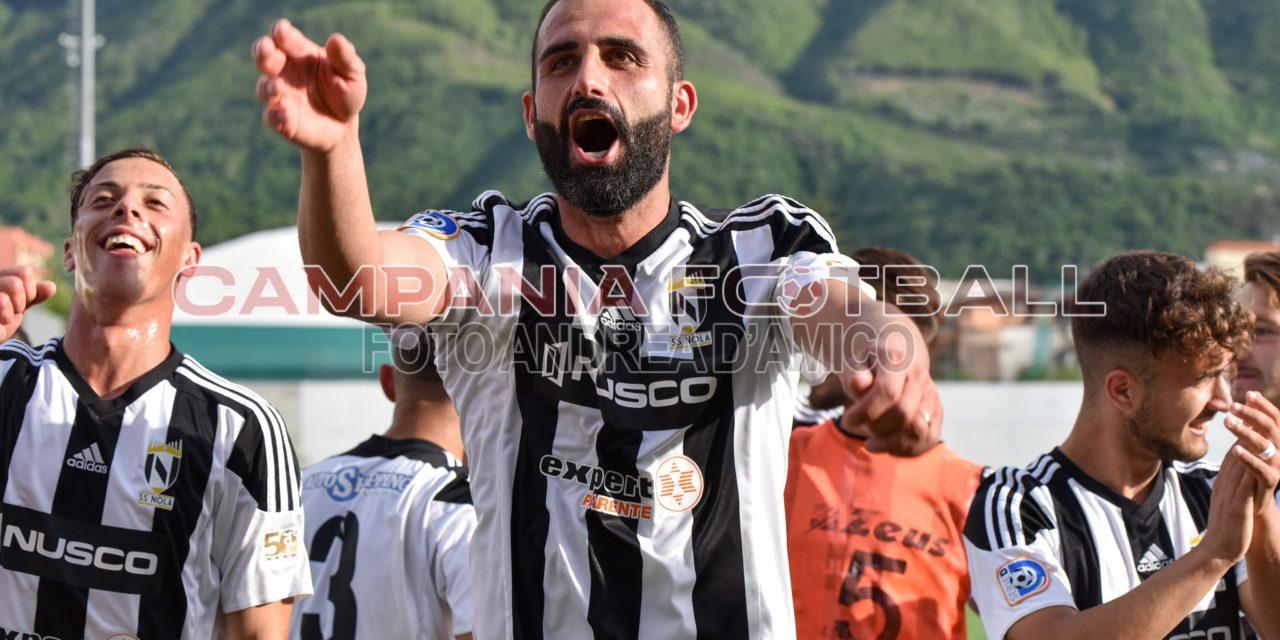 FOTO | Play Out Serie D gir. H, Sarnese-Nola 1-3: sfoglia la gallery di Andrea D'Amico