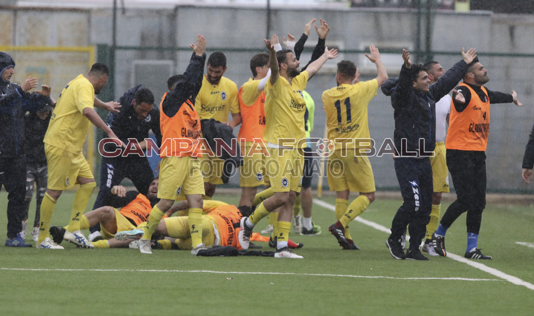 FOTO |Finale Playoff Eccellenza girone A, Frattese-Gladiator 0-1: sfoglia la gallery di Ugo Amato