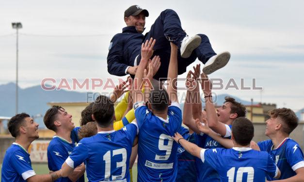 JUNIORES | Il Sant'Agnello fa festa, battuti i campioni in carica del San Giorgio per 2-0