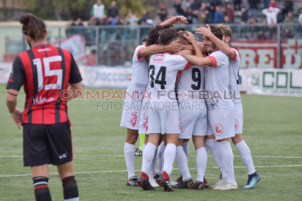 Turris-Castrovillari si gioca al Liguori, cambia ancora la sede della gara play off