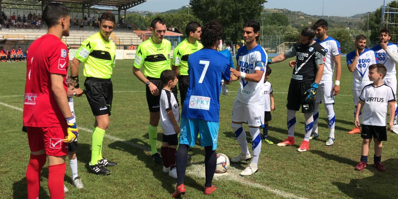 Il Brindisi brinda alla Serie D in casa dell'Agropoli