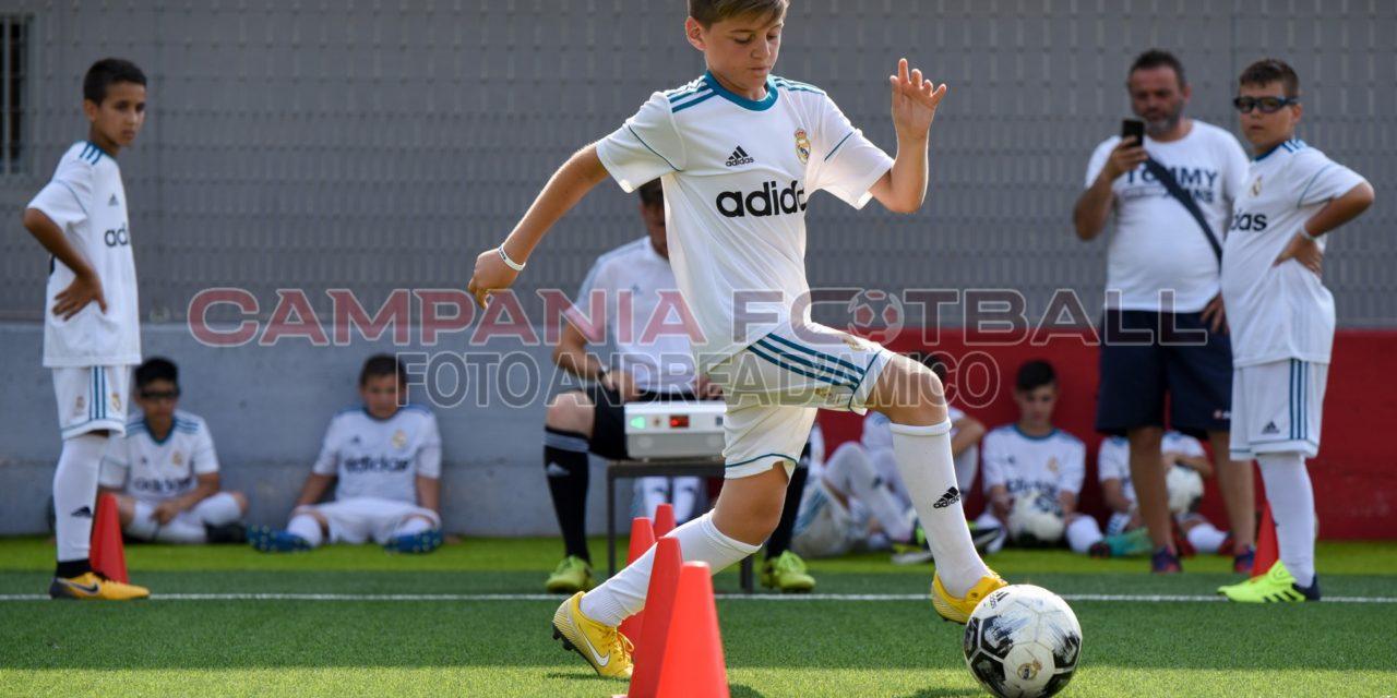 FOTO   Polisportiva United galactica! Il Real Madrid al Novi