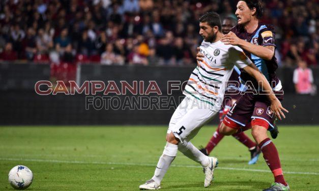SERIE B, playout Salernitana-Venezia 2-1: sfoglia la gallery di Andrea D'Amico