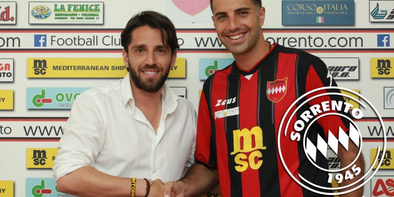 UFFICIALE | Serie D, Sorrento: arriva il difensore Cacace