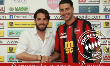 UFFICIALE   Serie D, Sorrento: arriva il difensore Cacace