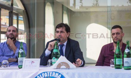 """ALFATERNA sarà rivoluzione. Ferrentino e Sellitti tracciano la strada: """"Prima uomini e poi calciatori"""""""
