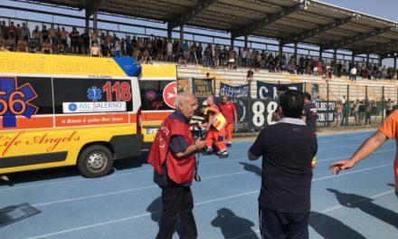 Addio a Franco: il tifoso del Brindisi muore in ospedale