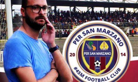 San Marzano: panchina affidata ad Alfonso Liguori