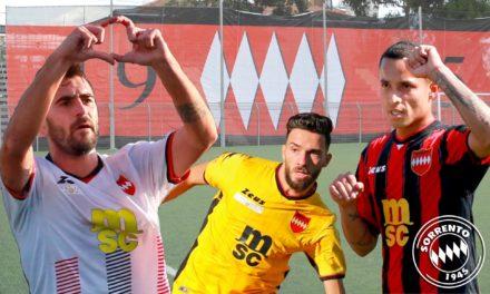 UFFICIALE | Serie D, Sorrento: primi 3 rinnovi