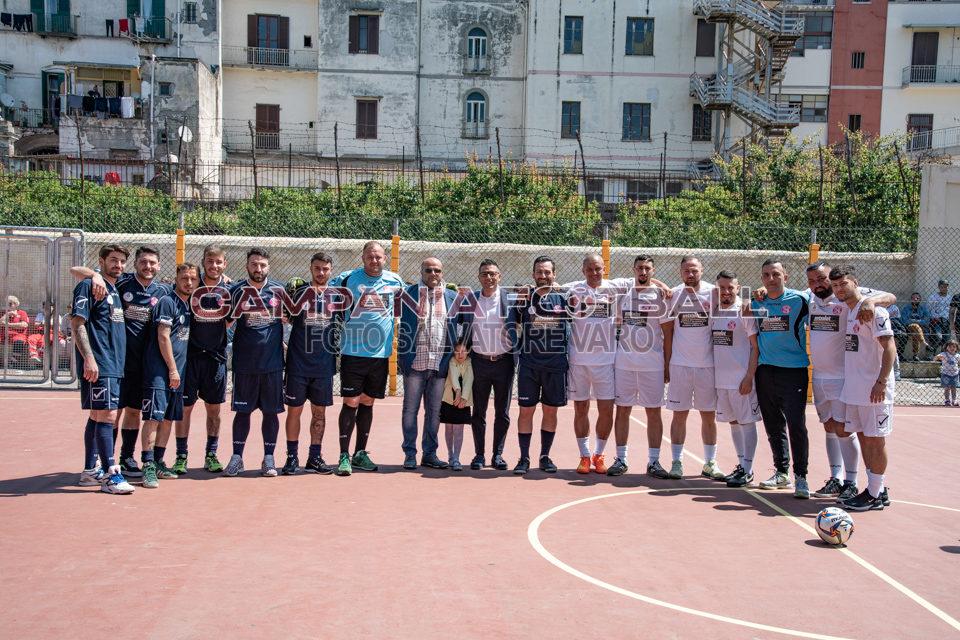 Foto| 1° Torneo della Legalità (Ercolano)