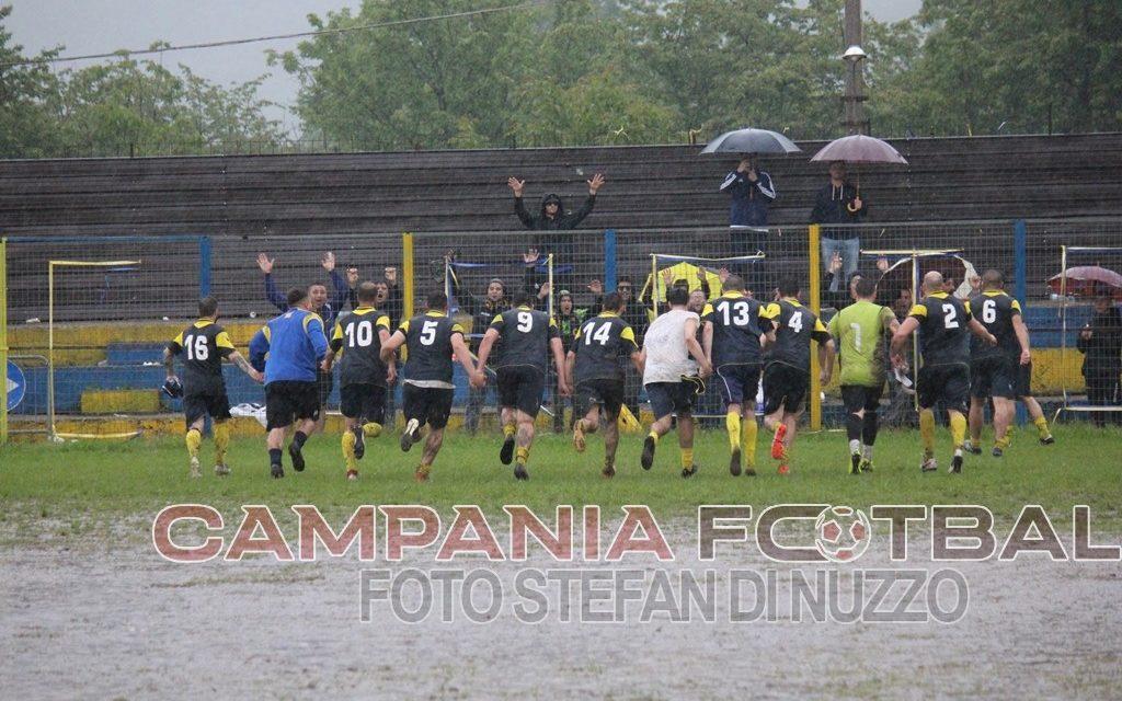 FOTO   Terza Categoria Benevento, Rotondi-Durazzano 4-4 d.t.s.