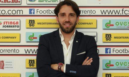 UFFICIALE | Serie D, Sorrento: Amodio nuovo ds dei costieri