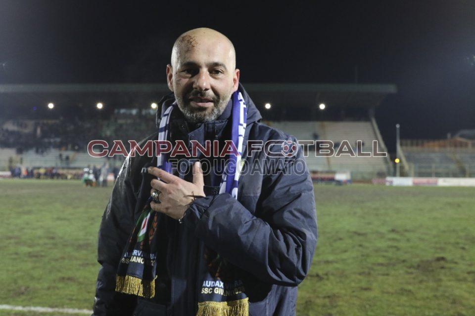 Eccellenza, il Grotta ha scelto l'allenatore: sarà Pasquale Iuliano