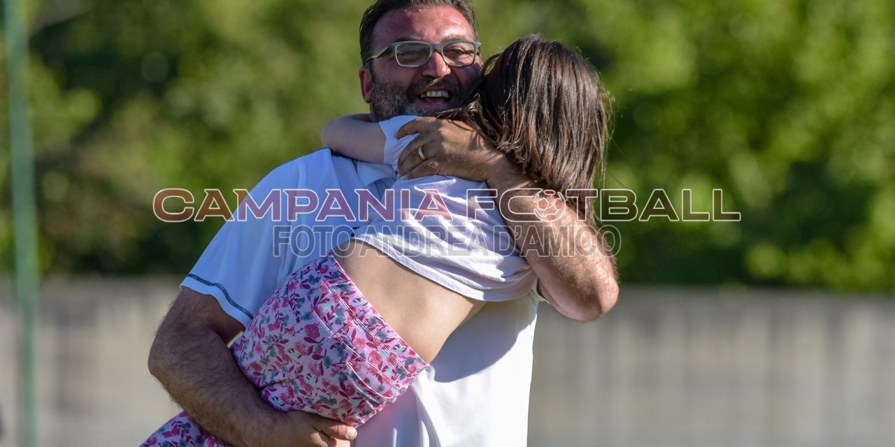 """Interviste CF- Mister Ferraro: """"Tornare al Cervinara è sempre come la prima volta"""""""