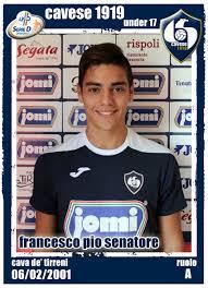 "Francesco Senatore: ""Sogno un goal al S. Lamberti"""