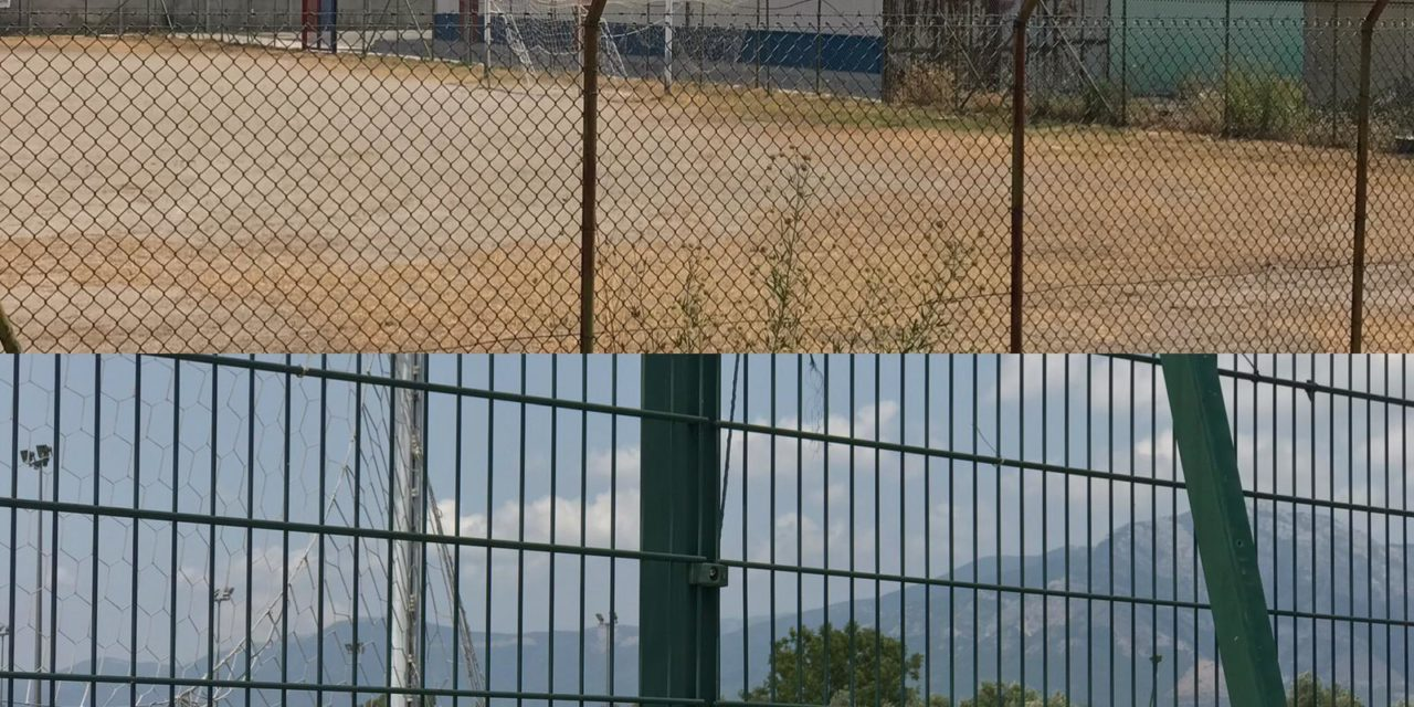 Impianti sportivi, ristrutturati gli spogliatoi di Solopaca e Puglianello