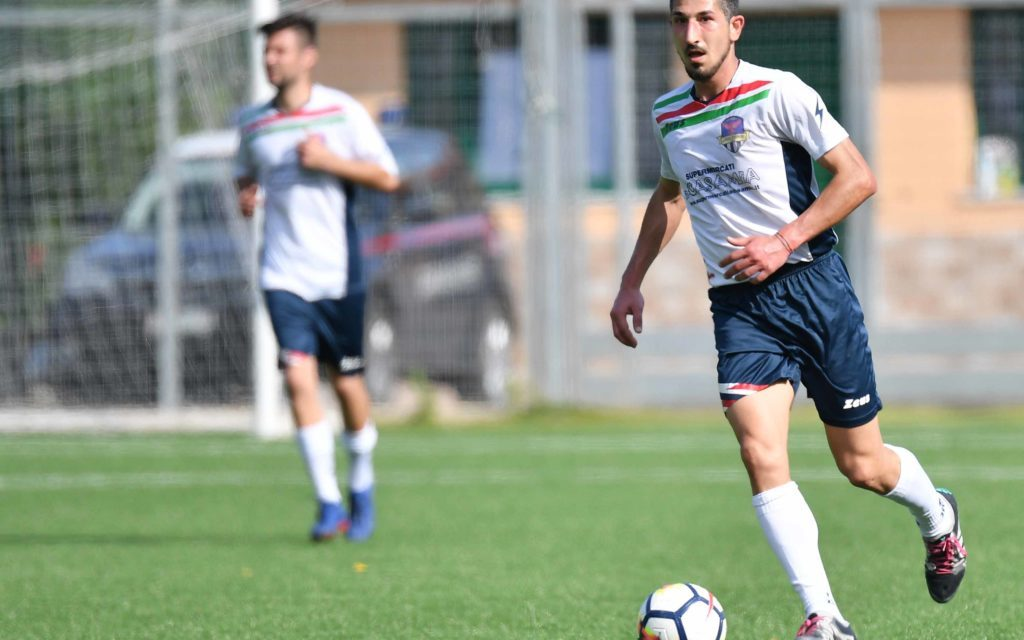 Promozione, Fabio Campana rinnova con le Aquile Rosanero Caserta