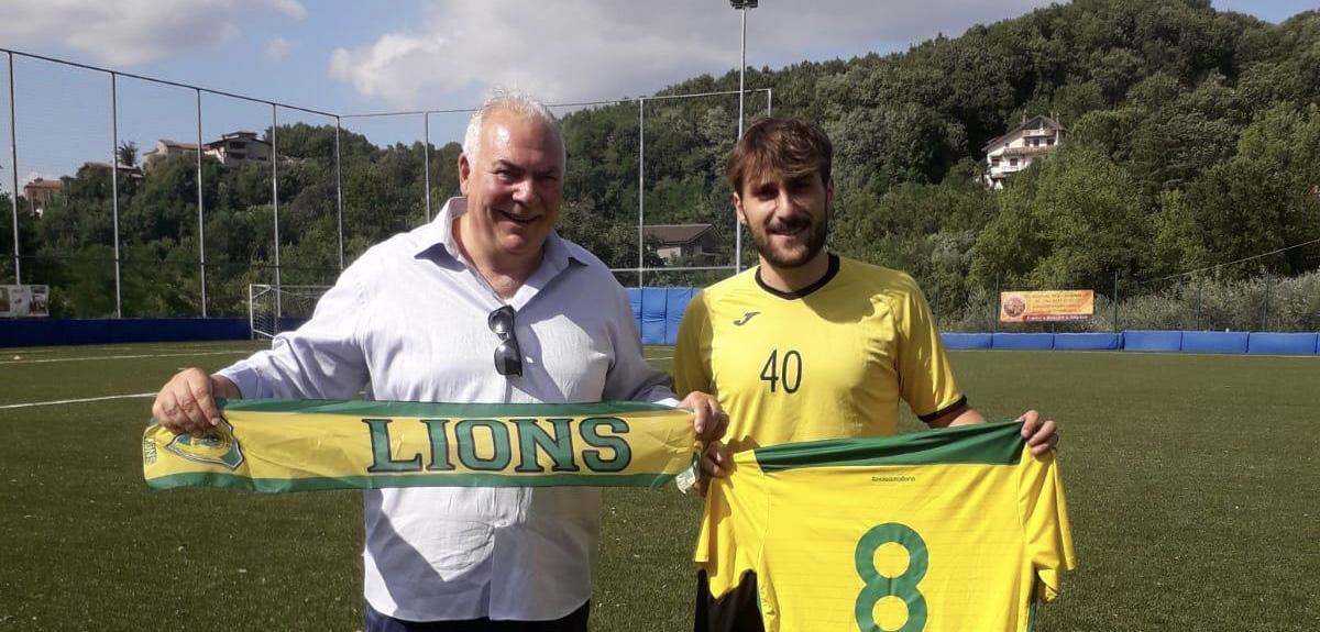 UFFICIALE – Promozione, Lions Mons Militum: ecco il centrocampista Bongiovanni