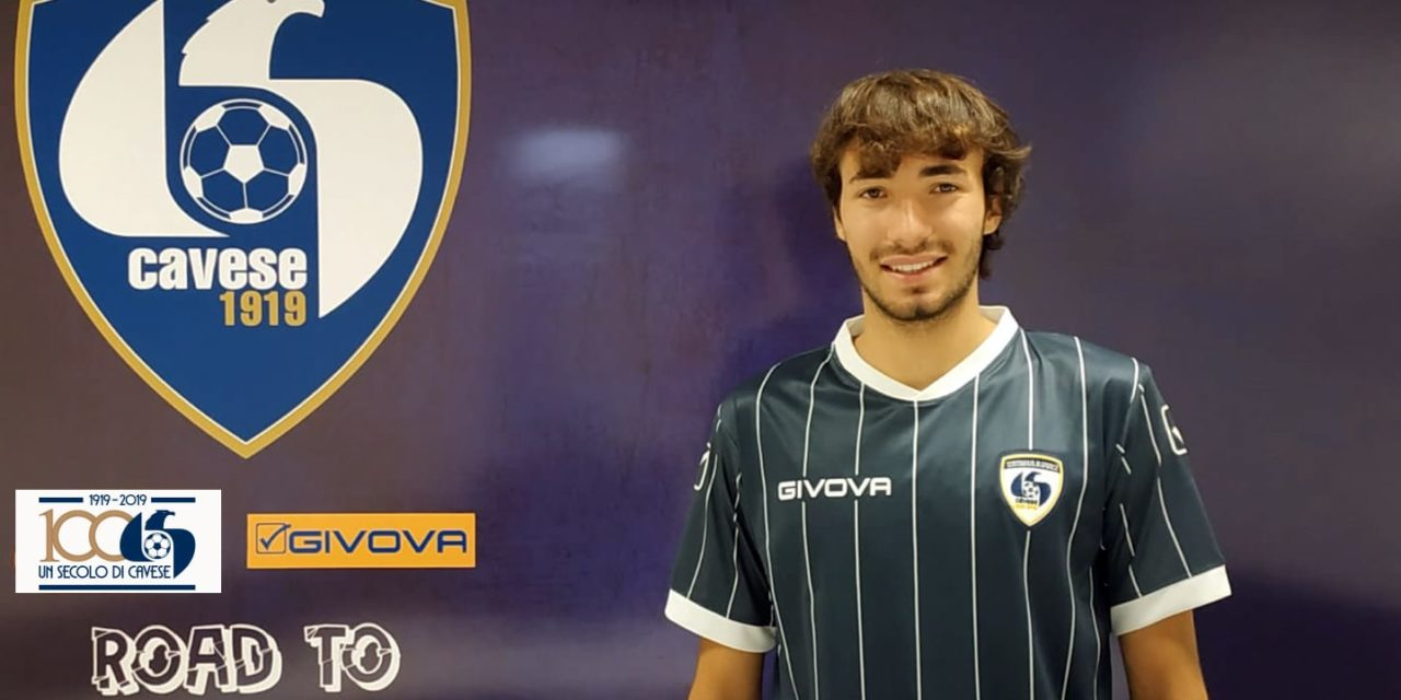 Cavese, preso un ex Atalanta e Lazio