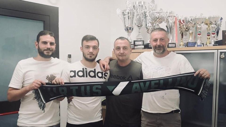 UFFICIALE | Lippiello torna alla Virtus Avellino