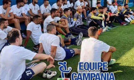 L'Equipe Campania riprende gli allenamenti, quasi 50 i calciatori coinvolti