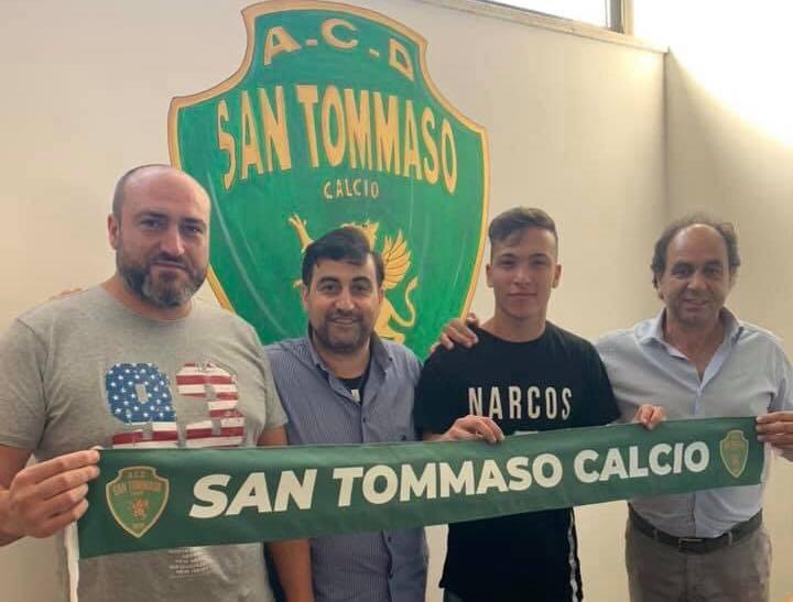 UFFICIALE | Il San Tommaso conferma Vincenzo Sabatino