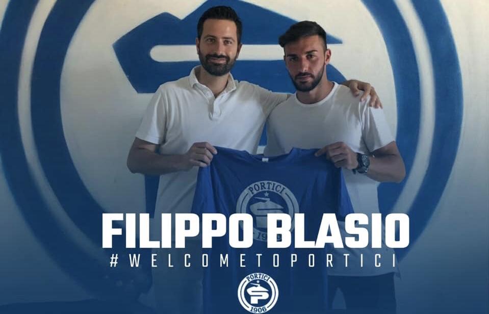 UFFICIALE | Il Portici prende Filippo Blasio