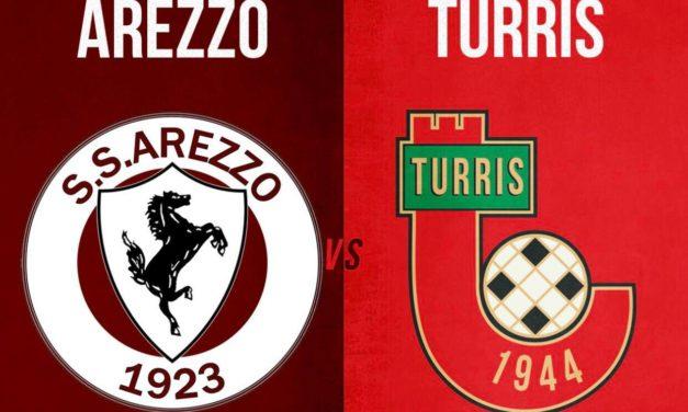 Coppa Italia, Turris Calcio – Arezzo si terrà il 4 Agosto