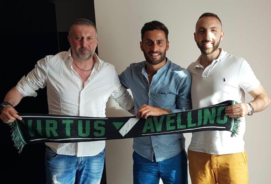 Confermata l'anteprima CF: Liguori firma per la Virtus Avellino