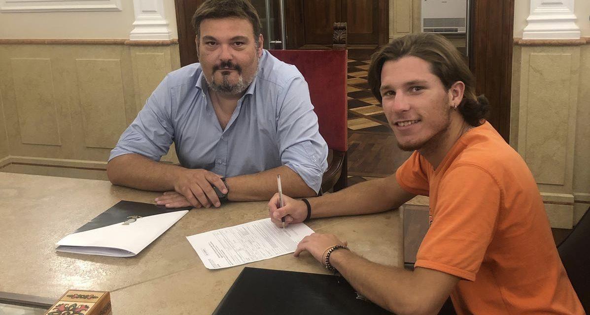 Eccellenza, il Sora pesca in Campania: arriva Cristiano