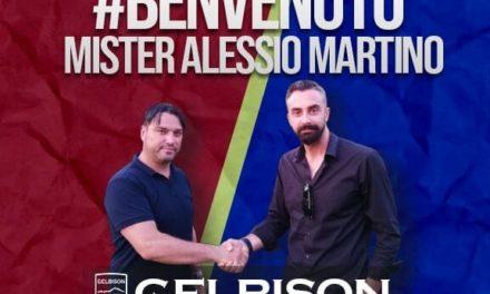 Alessio Martino vola in D: è il nuovo tecnico del Gelbison