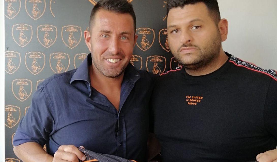 UFFICIALE | Casalnuovo, Pasquale Sena è il nuovo allenatore